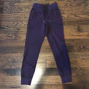 Lululmon Purple Joggers